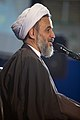 سخنرانی علیرضا پناهیان در جمع هیئت های مذهبی در قصر شیرین به مناسبت بیست و دوم بهمن ماه Alireza Panahian 27.jpg
