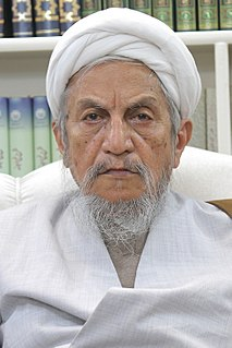 Yousef Saanei 20th and 21st-century Iranian grand ayatollah