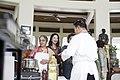 นางพิมพ์เพ็ญ เวชชาชีวะ ภริยา นายกรัฐมนตรี นำคู่สมรสผู้ - Flickr - Abhisit Vejjajiva (28).jpg