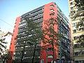 光復南路很有特色的大樓(黃清浩劉行哲耳鼻喉科診所就在對面27085413) Ching-How Huang Shin-Jer Liu ENT Clinic106, Guangfu South Road, Taipei 430 (02) 2708-5413 - panoramio.jpg