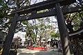 守居神社の鳥居 守口市土居町 2014.3.24 - panoramio.jpg