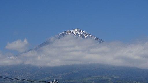 富士山(ふじさん、英語:Mount Fuji) 02