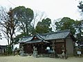 川西町唐院 比賣久波神社 Himekuwa-jinja, Tōin 2012.2.05 - panoramio (1).jpg