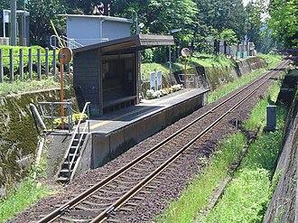 Nabera Station - Nabera Station in May 2005