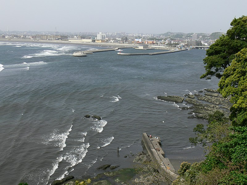 File:江の島 - panoramio.jpg