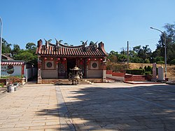 牧马侯祠 - Marquis of Horse Pasturage Shrine - 2014.09 - panoramio.jpg