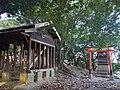 百濟王神社にて 枚方市大垣内町1丁目 2012.12.17 - panoramio.jpg