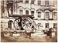 -Great Sikh Gun taken at Ferozshah on the Night of December 21, 1845, Government House, Calcutta- MET DP146085.jpg