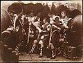 -Officer of the 92nd Gordon Highlanders Reading to the Troops, Edinburgh Castle- MET DT4215.jpg
