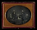 -Rev. Mr. Frederick T. Gray and Deacons of Old Bullfinch Street Church- MET DP316466.jpg
