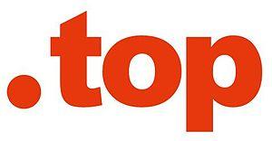 .top - Image: .top domain