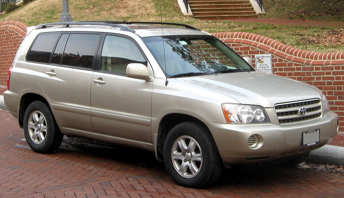 Toyota Highlander Wiki >> File 01 03 Toyota Highlander 1 01 13 2010 Jpg Wikimedia