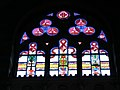 016 Església de l'Hospital de Sant Pau, vitrall.JPG