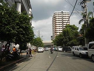 Padre Faura Street