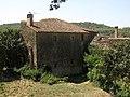 071 Ca l'Almar, pl. Major (Púbol), des del Castell.jpg