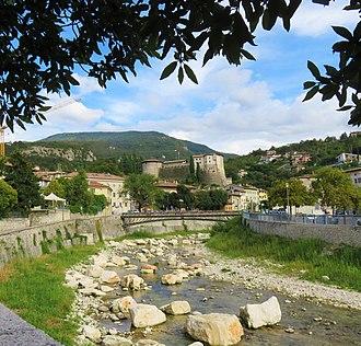 Rovereto - Rovereto castle.