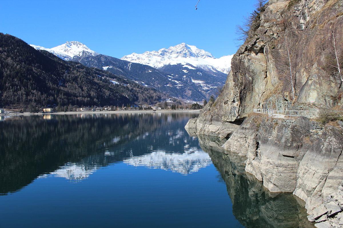 Lago di poschiavo wikipedia for Lago n