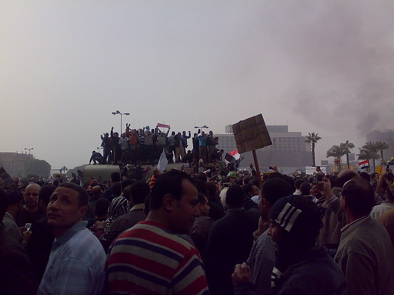File:10s Thousands in Demonstration in Tahrir Square.jpg