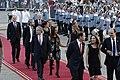 11 Marzo 2018, Ministra Cecilia Perez participa en la llegada del Prdte. Sebastian Piñera a La Moneda. (40046362694).jpg