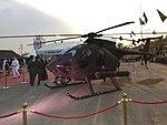 14- Saudi Arabian National Guard AH-6 Little Bird (My Trip To Al-Jenadriyah 32).jpg