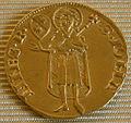 1422 secondo semestre, fiorino d'oro XXI serie (alrgo) con stemma benucci.JPG