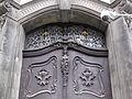 148 Porta del palau Pachta de Rájov, palau de Justícia, a Ovocný Trh.jpg