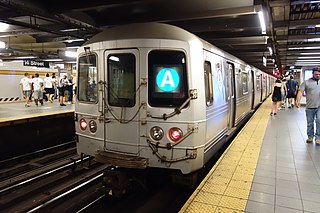 R46 (New York City Subway car) class of New York City Subway car