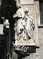 15 Escultures a l'edifici de la Caixa, Via Laietana.jpg