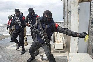 National Gendarmerie of Gabon
