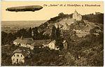 17929-Radebeul-1914-Luftschiff Sachsen über Kötzschenbroda-Brück & Sohn Kunstverlag.jpg