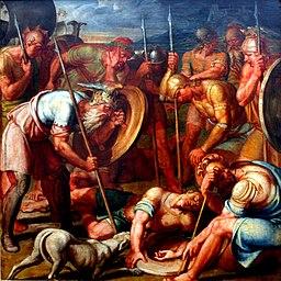 Śmierć Oskara, 1804