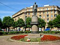 1807. St. Petersburg. Monument to Marshal L.A. Govorov.jpg