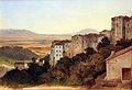 1823 Reinhold Blick auf Olevano anagoria.jpg