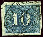 1854 10R Brazil Yv19 Mi19.jpg