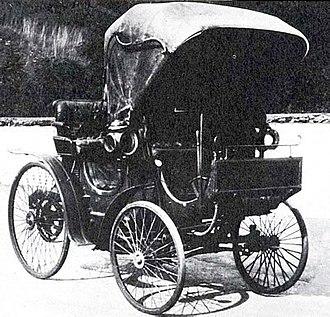 Peugeot Type 6 - Image: 1894lionpeugeot type 6 7