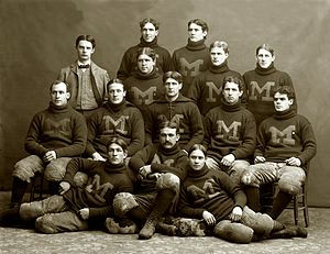 1897 Michigan Wolverines football team