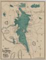 1903 Lake Sunapee map.png
