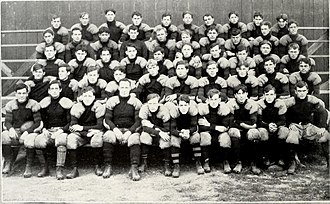1904 Purdue Boilermakers football team - Image: 1904 Purdue football team