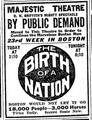 1915 MajesticTheatre BostonGlobe Sept6.png
