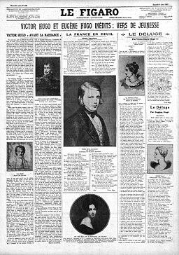 19270604 Le Figaro - Supplément littéraire du dimanche - page 1