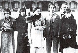 Edda Mussolini Benito Mussolinis daughter