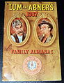 1937 Lum and Abner's Family Almanac from the Classic Lum and Abner's Comic Radio Show (8529044797).jpg
