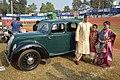 1939 Morris Eight - 8 hp - 4 cyl - WBA 6936 - Kolkata 2018-01-28 0734.JPG