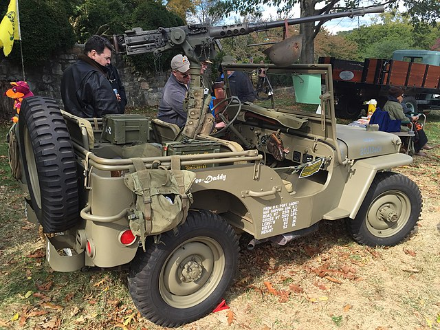 File1943 Willys Mb Us Army Jeep At 2015 Rockville Show 3of3g