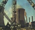 1953-01 1953年阜新发电厂冷却塔.png