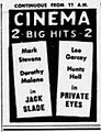 1954 - Cinema Theater Last Ad - 2 Jan MC - Allentown PA.jpg