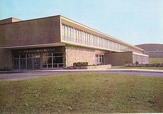 Louis E. Dieruff High School - Image: 1960 Louis E Dieruff High School