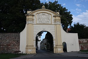 Sulechów - Krosno Gate