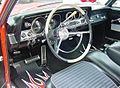 1965 AMC Marlin RedWht interior.JPG