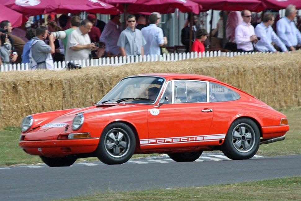 1967 Porsche 911R - Flickr - exfordy